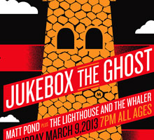 Jukebox The Ghost Thumbnail